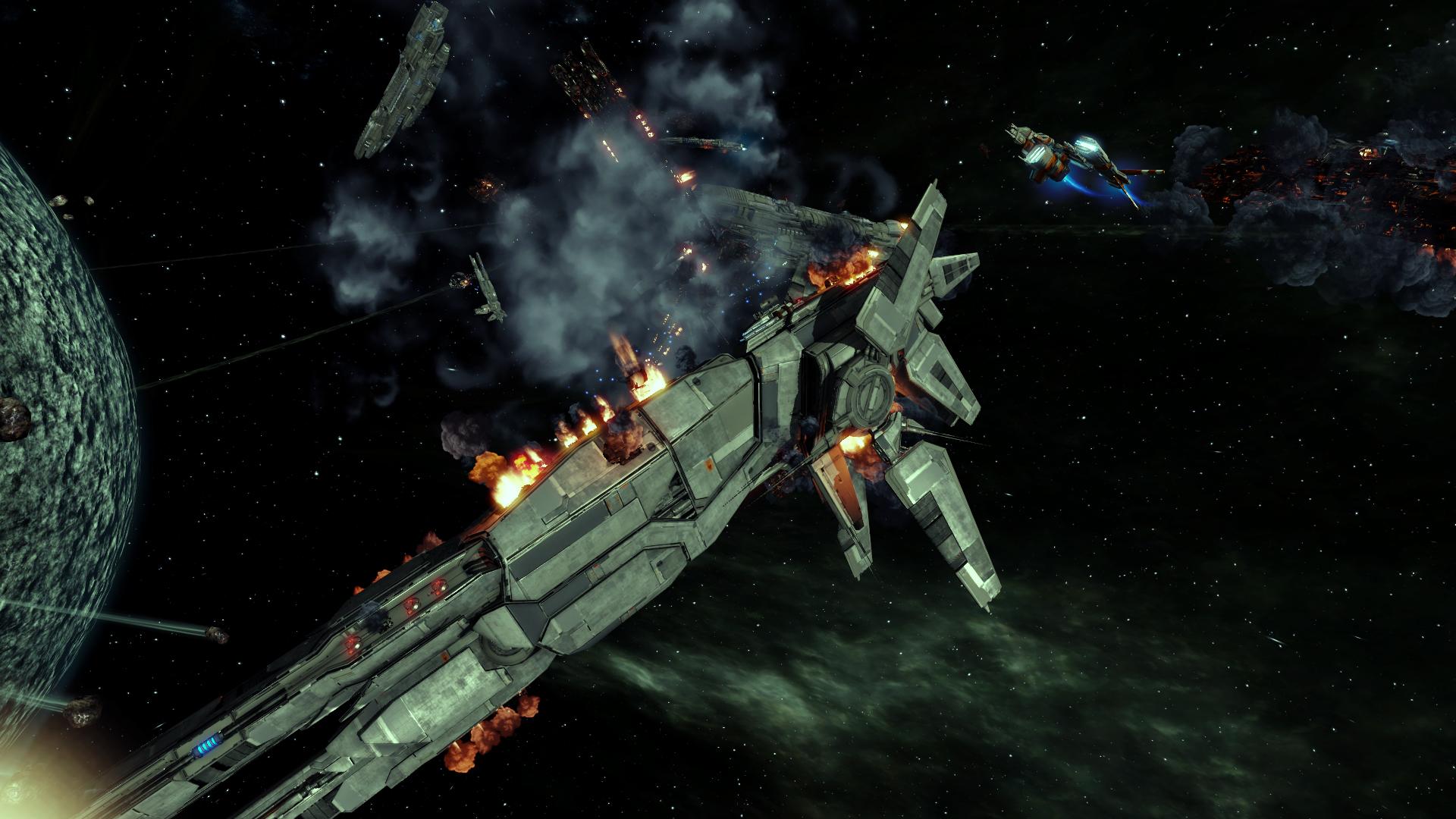 介绍个最新太空游戏——x-重生x:rebirth测评(太空
