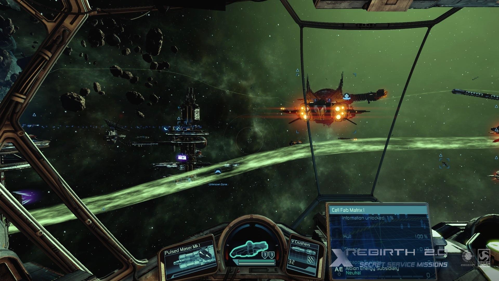 Ships | X-Rebirth Wiki | FANDOM powered by Wikia