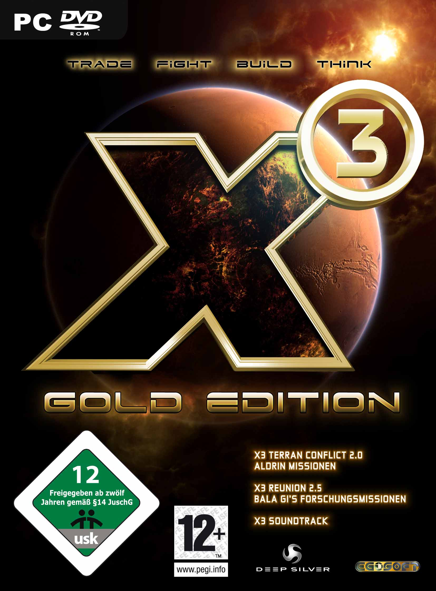 X3 gold edition unleashed