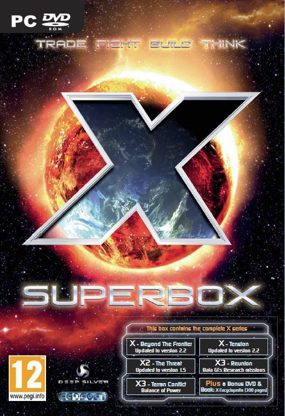 X Superbox Boxart
