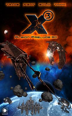 X3 Reunion Karte.X Universe News Edition 50