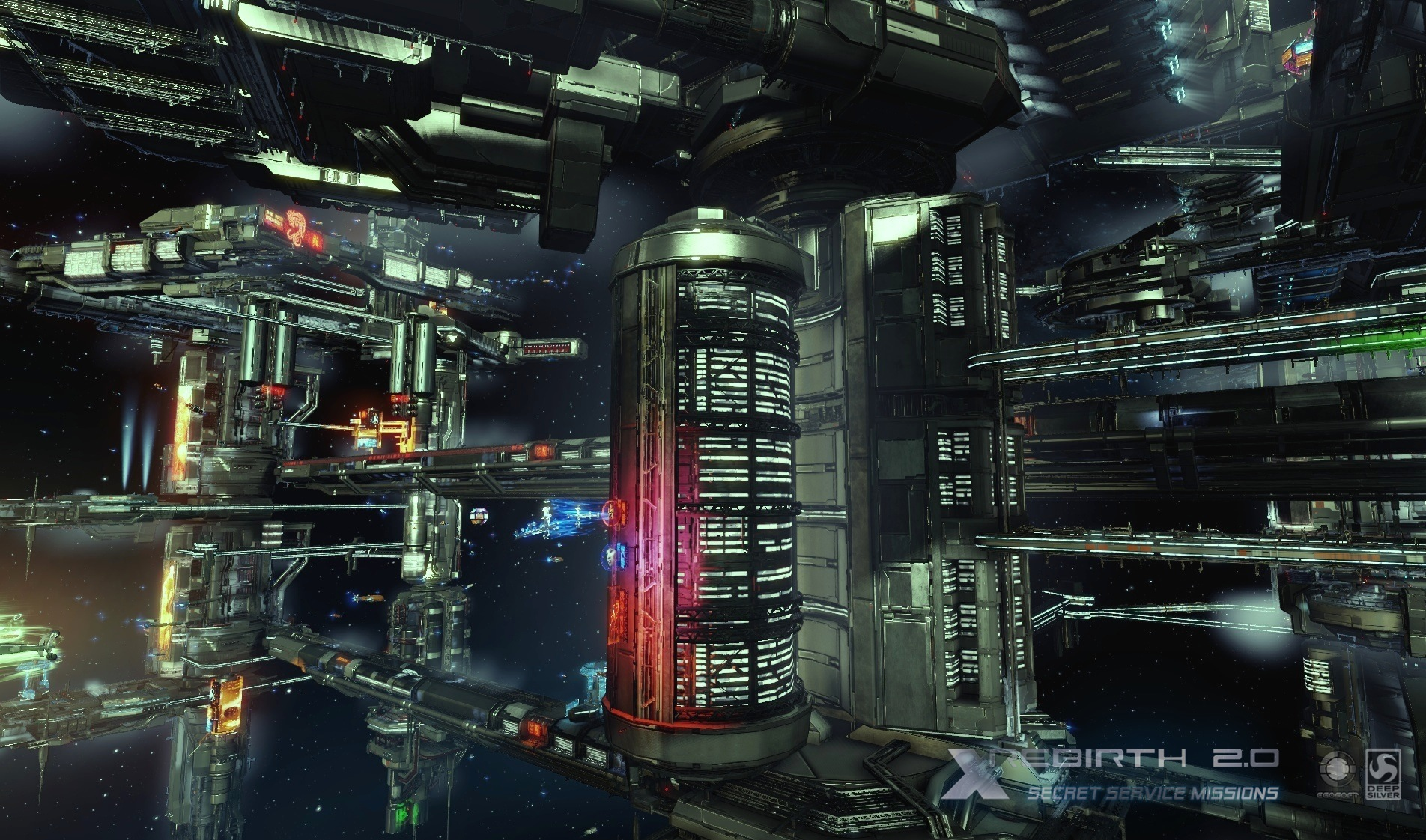 Egosoft 183 Games 183 X Rebirth 183 Screenshots