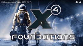 X4: Foundations Teaser Video