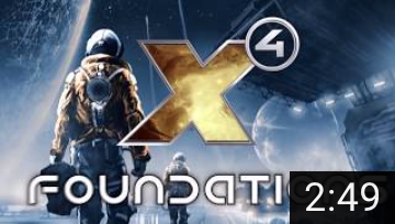 neuer X4: Foundations-Trailer